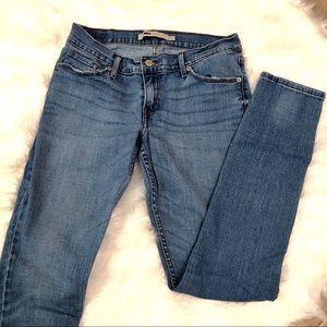 Levi's 524 Superlow Skinny Jeans